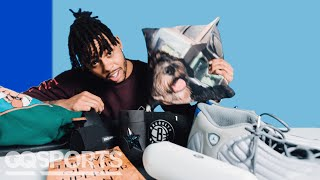 10 Things D'Angelo Russell Can't Live Without | GQ