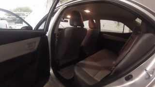 Toyota Corolla 2014 Interior XLI (1/3) AutoRosario