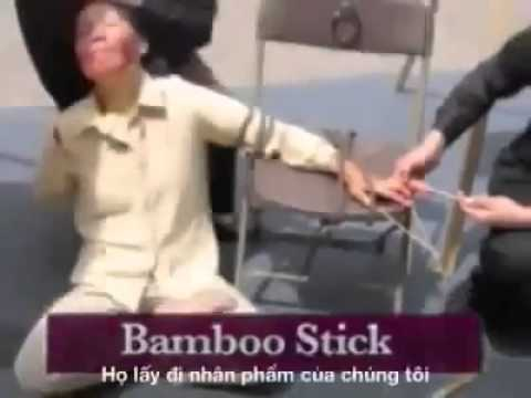 ĐCS Trung Quốc tra tấn những người có Niềm Tin vào Phật Pháp