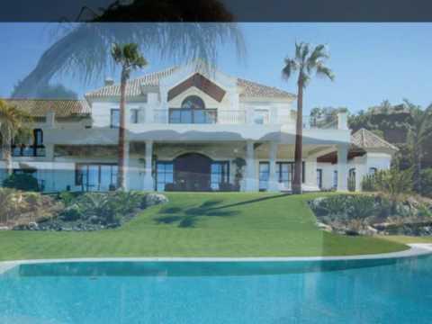 Location luxe espagne maison luxe de vacances youtube for Location luxe vacances