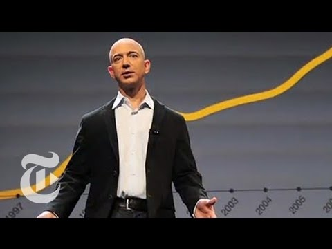 Jeff Bezos: Background on the Amazon Founder Who Bought The Washington Post