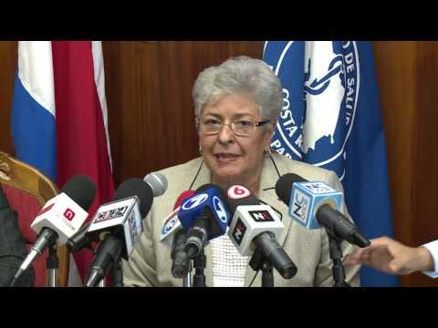 Ministra de Salud respalda moratoria de transgénicos por 3 o 5 años