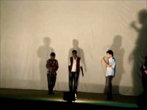 CHALLENGE Omkar spoof during Ugadi celebration-2012 at NITK Surathkal
