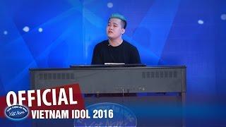 VIETNAM IDOL 2016 - TẬP 2 - GÁNH HÀNG RAU & ANH MƠ MÌNH CHẾT ĐI - QUỐC TUẤN