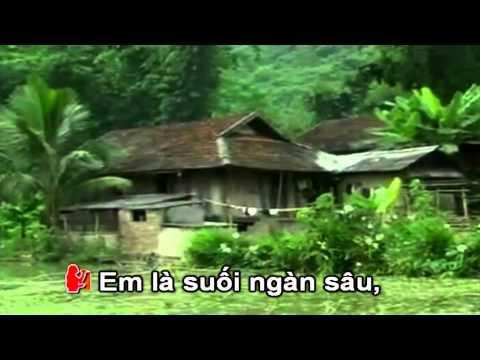 Karaoke HD Tình Ca Tây Bắc ( Karaoke by Kgmnc)