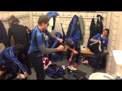 FC Romanshorn goes Harlem Shake