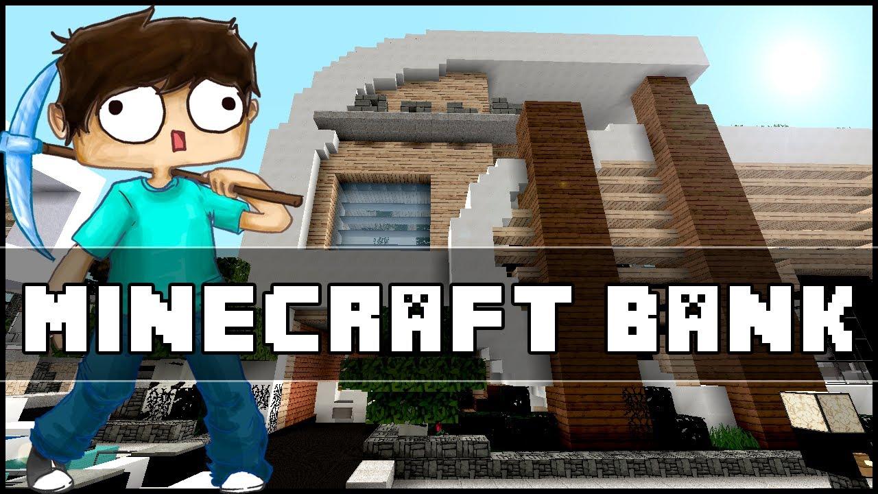 Minecraft Bank Youtube