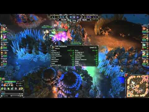 League of Legends: TSM vs. Dignitas Game 1 MLG Providence -- 2011-11-20