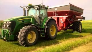 Autonómny traktor