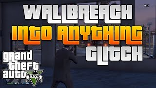 GTA 5 Online Glitches How To Get Into Any House/Building