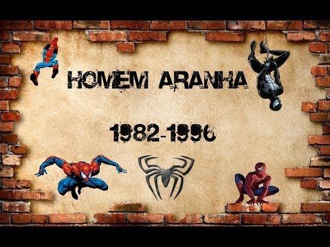 História dos Games Homem Aranha