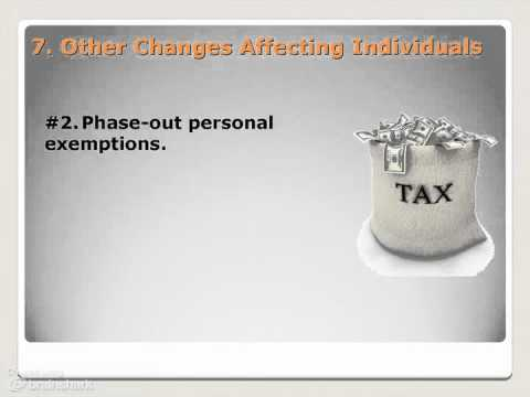 2013 Federal Income Tax Update