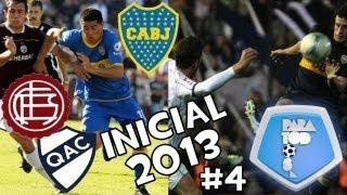 Lanús Boca Boca Quilmes Liga Argentina En FIFA 13