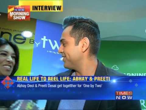 What does Abhay Deol hate about his girlfriend Preeti Desai?