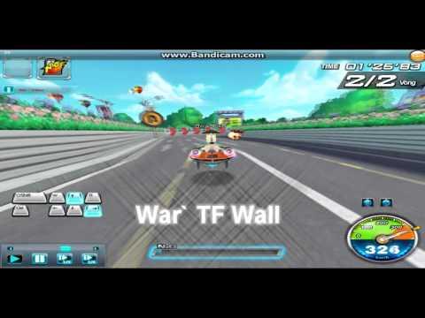 Thành Phố Xanh - UFO by War` TF Wall