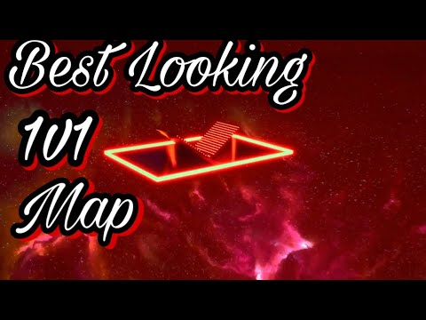 How To Make Best Looking Space 1v1 Map In Fortnite