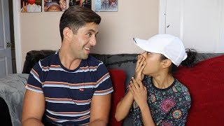 TELLING FRIENDS MY WIFE IS PREGNANT!!