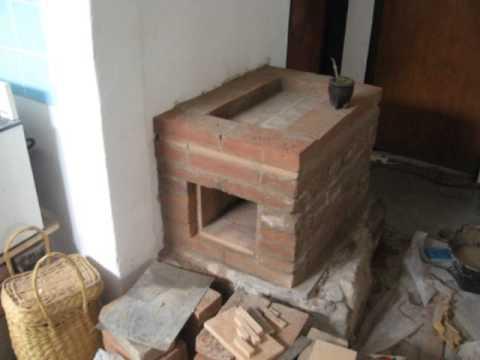 construcción estufa rusa (alto rendimiento)
