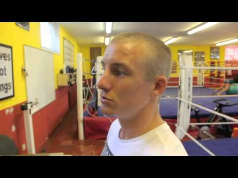 WELCOME TO WIRRAL BOXING CLUB (TOUR) - FEATURING FORMER WORLD CHAMPION PAUL BUTLER / iFL TV
