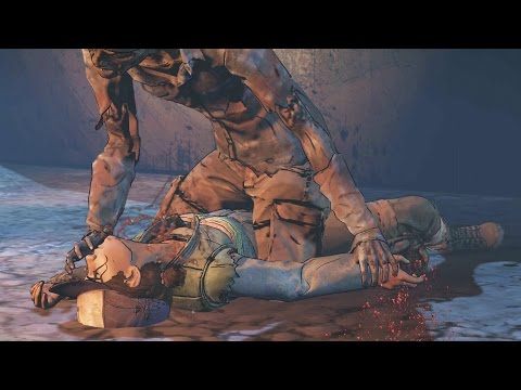 All Character Deaths in The Walking Dead Game Season 3 Episode 4