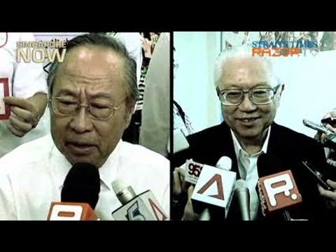 Cheng Bock: Tony better in GIC