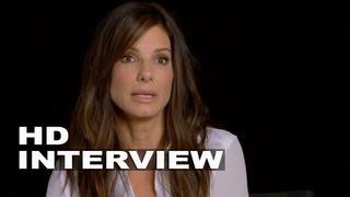 "Gravity: Sandra Bullock ""Dr. Ryan Stone"" Talks About"