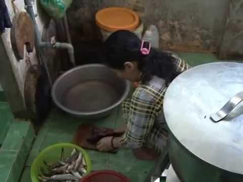 KVS Năm 06 (CT.Số 23) Hoàn cảnh gia đình Anh Huỳnh Văn Khắc, U Minh, Cà Mau