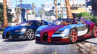 Gta Iv San Andreas Beta 3 Gameplay With 2009 Bugatti