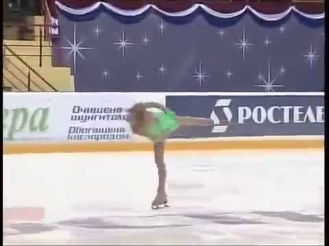 Yulia Lipnitskaya (DEBUT GOLD WINNER) Russian Figure Skater 2014 Sochi Winter Olympics