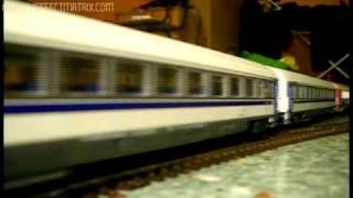 Kereta Api Miniatur Ku 1
