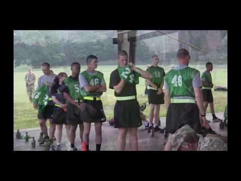 2nd Regiment, Basic Camp 2017 | Army Physical Fitness Test