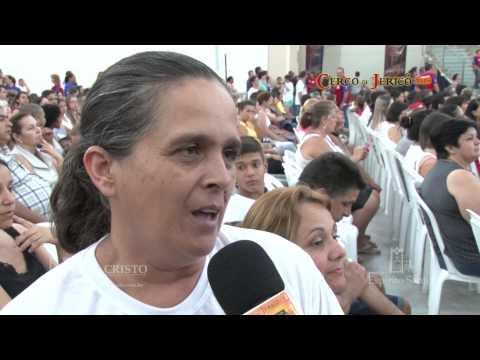 Cerco de Jericó 2015 - Boletim 09/01/2015