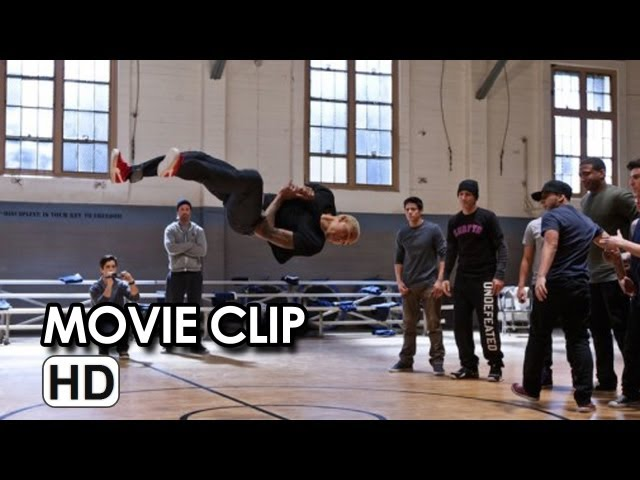 Battle of the Year Movie Clip - Chris Brown Nailed