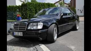 Mercedes Benz W124 300 CE-24V Coupe Minor 2011-2012