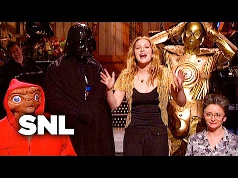 Drew Barrymore Monologue: E.T. - Saturday Night Live