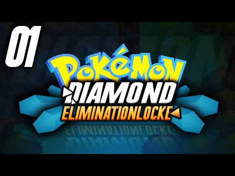 Pokemon Diamond Eliminationlocke!! Episode #01 -