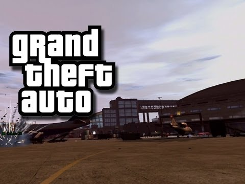 GTA - Best Trick Competition!  (Funny GTA Moments!)
