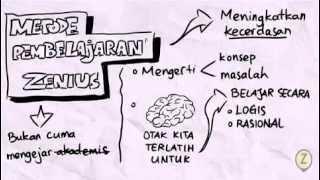 Cara Belajar Cepat Dan Efektif Dengan Metode Ala Zenius