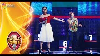 Giọng ải giọng ai   tập 17: Màn song ca của Thu Minh khiến Ốc Thanh Vân, Thu Trang kinh ngạc