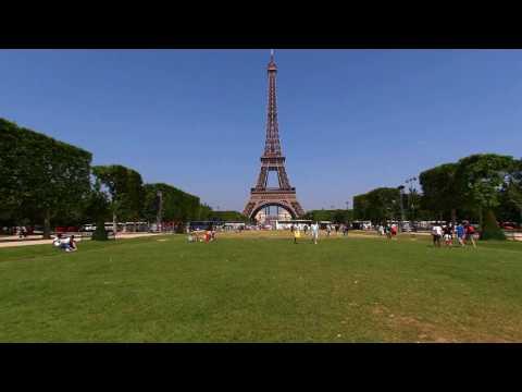 SilverFit Mile- route Paris