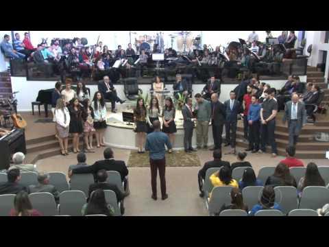 Vocal Apocalipse - Fui chamado por Cristo - 28 08 2016
