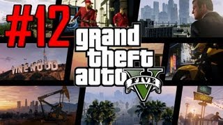 Grand Theft Auto V (GTA 5) - PS3 - Playthrough #12 [Detonado PT-BR]