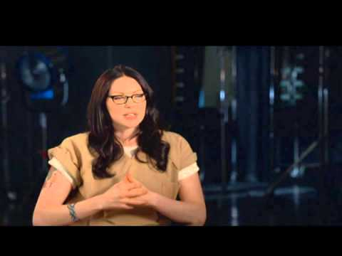 Laura Prepon  Alex  Interview from Orange Is The New Black