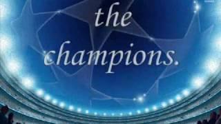 UEFA Champions League Anthem (hino Original+tradução