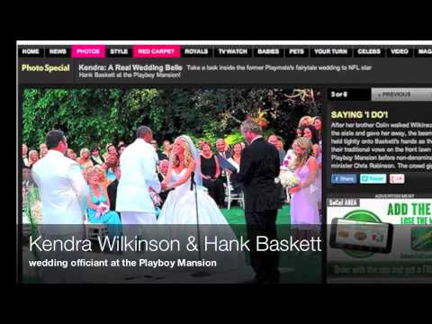 Wedding Officiant for Los Angeles Weddings - Los Angeles Marriage License