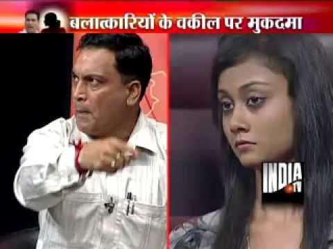 India TV debate on A P Singh's remark over pre-marital sex-1