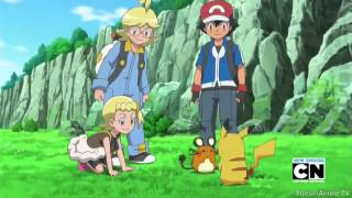 Pokemon X And Y Episode 4 2/2 English Dubbed