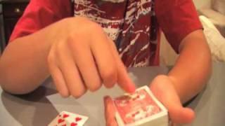 Criss Angel Card Trick Revealed