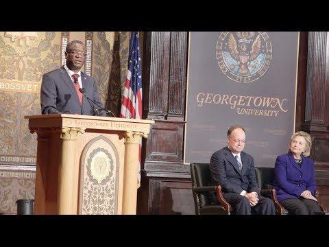 Highlights from the Hillary Rodham Clinton Awards Ceremony