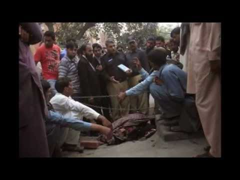 In Lahore, Pregnant Pakistani woman stoned to death